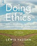 Doing Ethics Book PDF