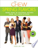 The Chew  Spring Flavors