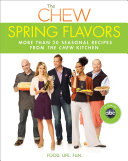 The Chew  Spring Flavors Book PDF