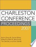 Charleston Conference Proceedings 2007