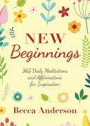 New Beginnings [Pdf/ePub] eBook