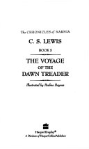 The Voyage of the Dawn Treader  rack  Book PDF