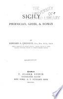 Sicily, Phoenician, Greek, & Roman