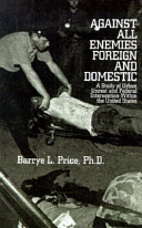 Against All Enemies Foreign and Domestic Book