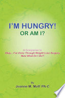 I m HUNGRY  or AM I