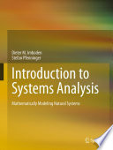 Book Cover: Introduction to Systems Analysis