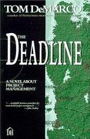 The deadline