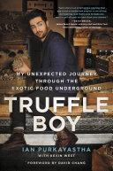 Truffle Boy Book