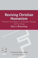 Reviving Christian Humanism