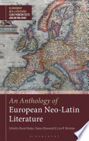 An Anthology Of European Neo Latin Literature