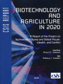 Biotechnology and Agriculture in 2020