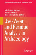 Use-Wear and Residue Analysis in Archaeology Pdf/ePub eBook
