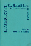 Interpreting Education