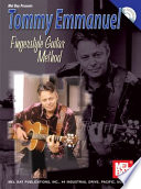 Tommy Emmanuel Fingerstyle Guitar Method