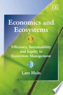 Economics and Ecosystems Book