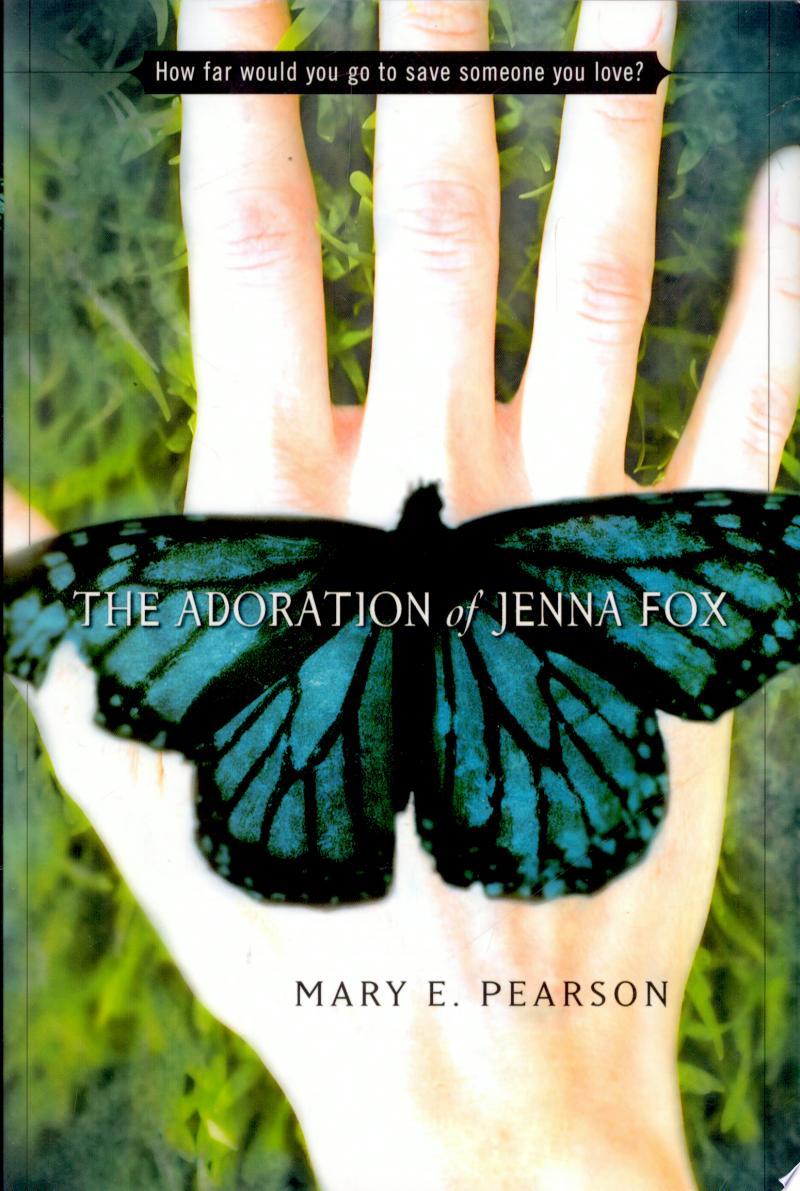 The Adoration of Jenna Fox banner backdrop