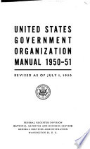 United States Government Organization Manual