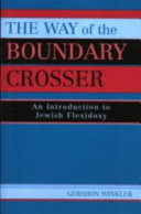 The Way of the Boundary Crosser