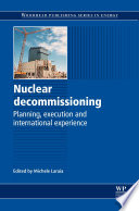 Nuclear Decommissioning Book