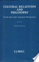 Cultural Relativism and Philosophy Book