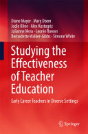 Studying the Effectiveness of Teacher Education