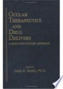 Ocular Theraputics and Drug Delivery Book