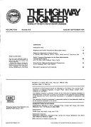 The Highway Engineer