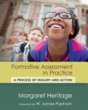 Formative Assessment in Practice
