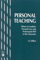 Personal Teaching