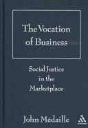 The Vocation of Business