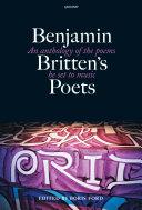 Benjamin Britten s Poets