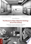 The Museum of Non-Objective Painting - Art of This Century