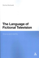 The Language of Fictional Television