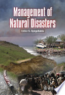Management Of Natural Disasters