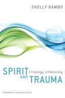 Spirit and Trauma