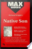 Native Son  MAXNotes Literature Guides  Book