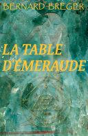 Pdf La Table d'émeraude Telecharger