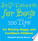 Self Esteem For Boys Book