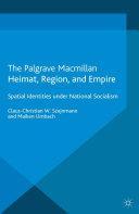 Heimat, Region, and Empire [Pdf/ePub] eBook