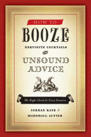 How to Booze Book