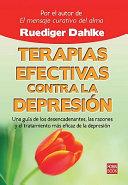 Terapias efectivas contra la depresión