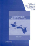 Technology Guide Ti-83 & Ti-84 for Brase/Brase S Understanding Basic Statistics, Brief, 5th