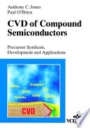CVD of Compound Semiconductors