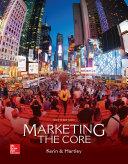 Marketing  The Core Book
