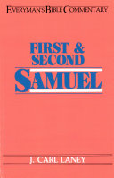 First & Second Samuel- Everyman's Bible Commentary Pdf/ePub eBook