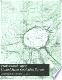 Professional Paper - United States Geological Survey