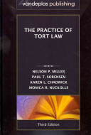 The Practice of Tort Law