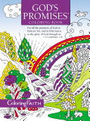 God s Promises Coloring Book