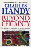 Pdf Beyond Certainty