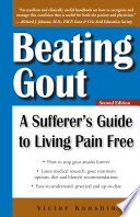 Beating Gout Book